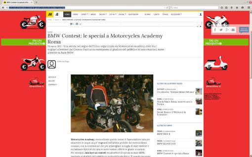 BMW Contest 2015