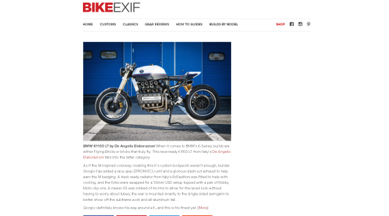 BIKEEXIF: BMW K1100 - LaDini -