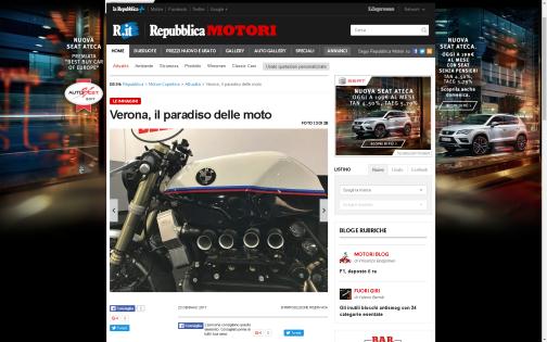 Repubblica MOTORI: BMW K1100 - LaDini -